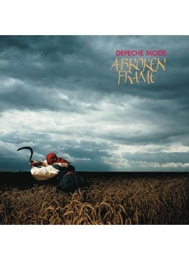 Sony Music Depeche Mode-A Broken Frame Renkli